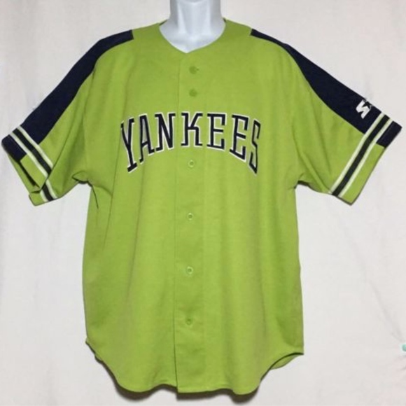 the best attitude 70e28 c997c Vintage STARTER New York Yankees Stitched Jersey